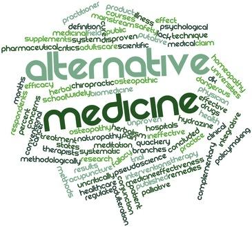Welcome to Alternative Medicine