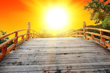 Awakening Into The Sun