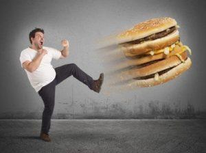 Kick to calories © alphaspiri