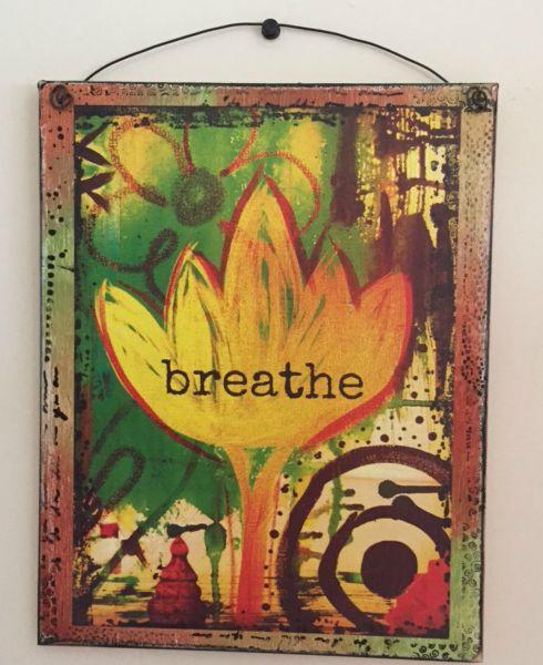 Deliberate Breathing