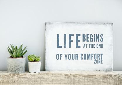 Those Erroneous Comfort Zones