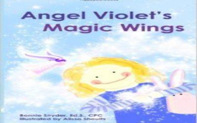 Angel Violet's Magic Wings