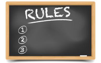 Rules for Aligned Self Awareness